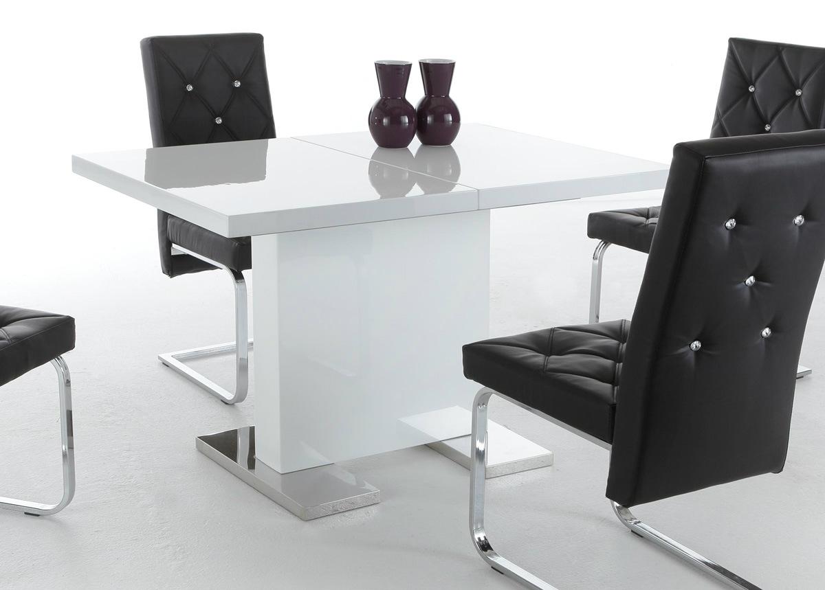 Jatkettava ruokapöytä IRIS II 80x120-160 cm