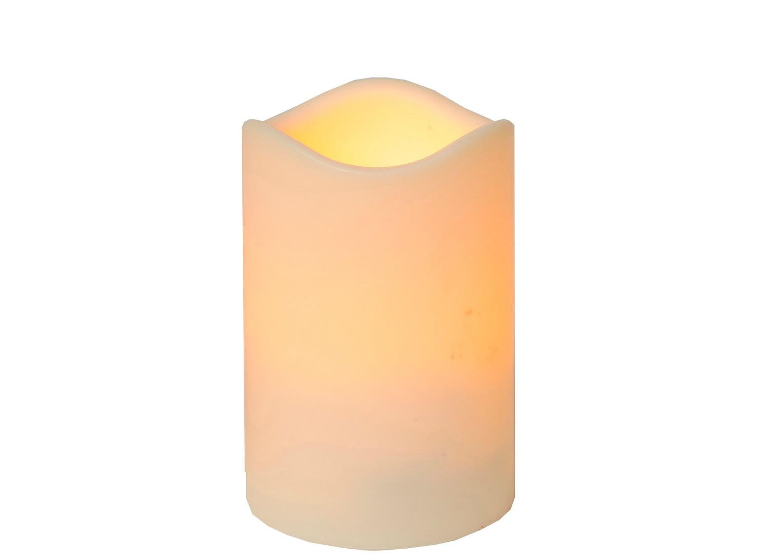 LED kynttilä ajastimella 11,5 cm