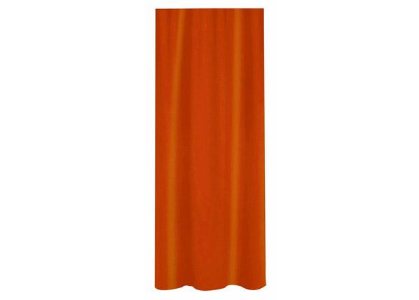 Suihkuverho SPIRELLA PRIMO, oranssi tekstiili