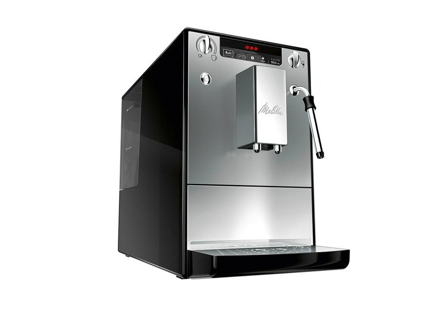 Kahvinkeitin MELITTA CAFFEO SOLO & MILK hopea