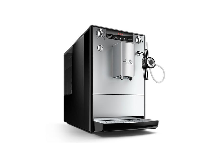 Kahvinkeitin MELITTA CAFFEO SOLO & PERFECT MILK hopea