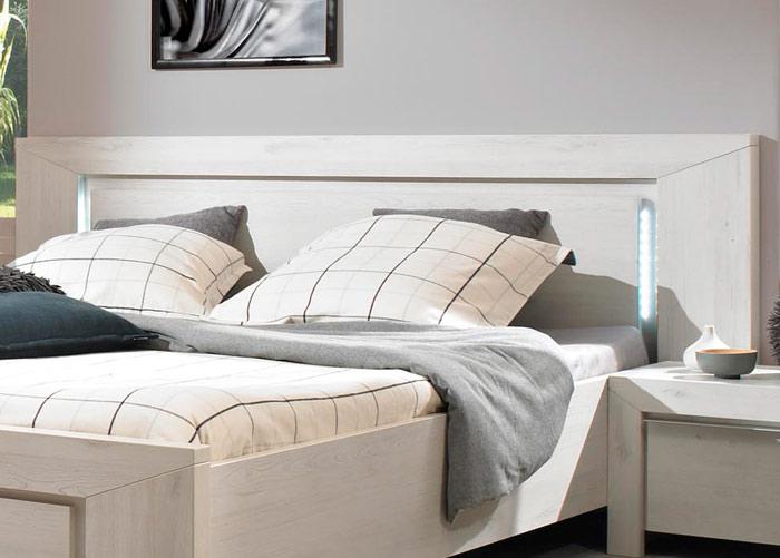 LED-valaisinsarja SARLAT sänkyyn