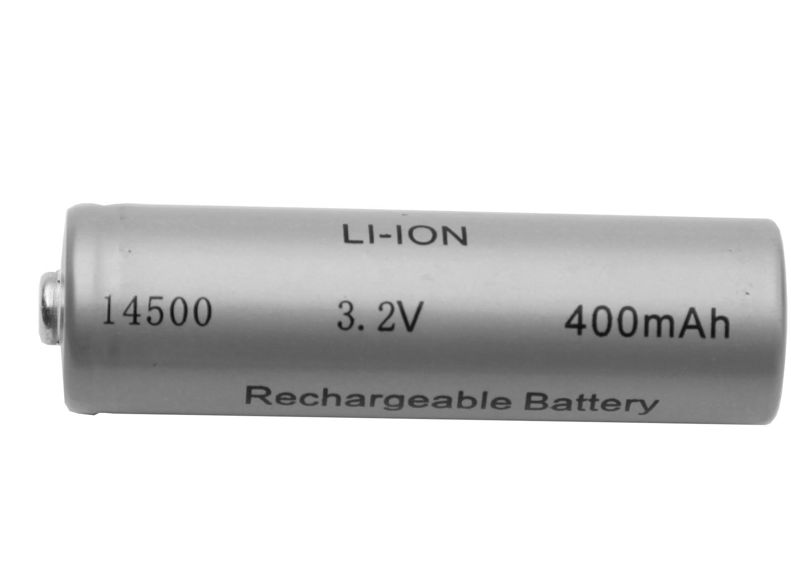 Aurinkoenergialla ladattava LI-ION AKKU AA 3,2V