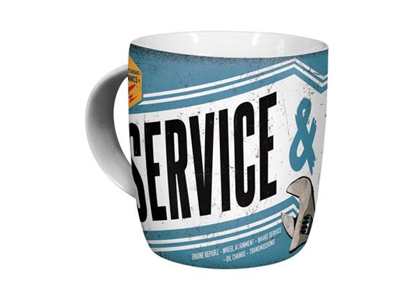 Muki SERVICE & REPAIR