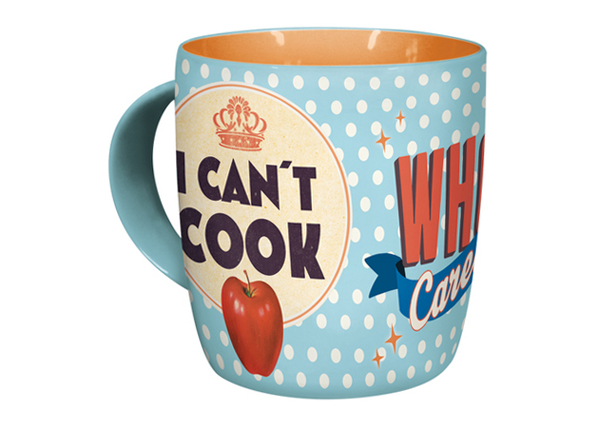 Muki I CAN´T COOK, WHO CARES