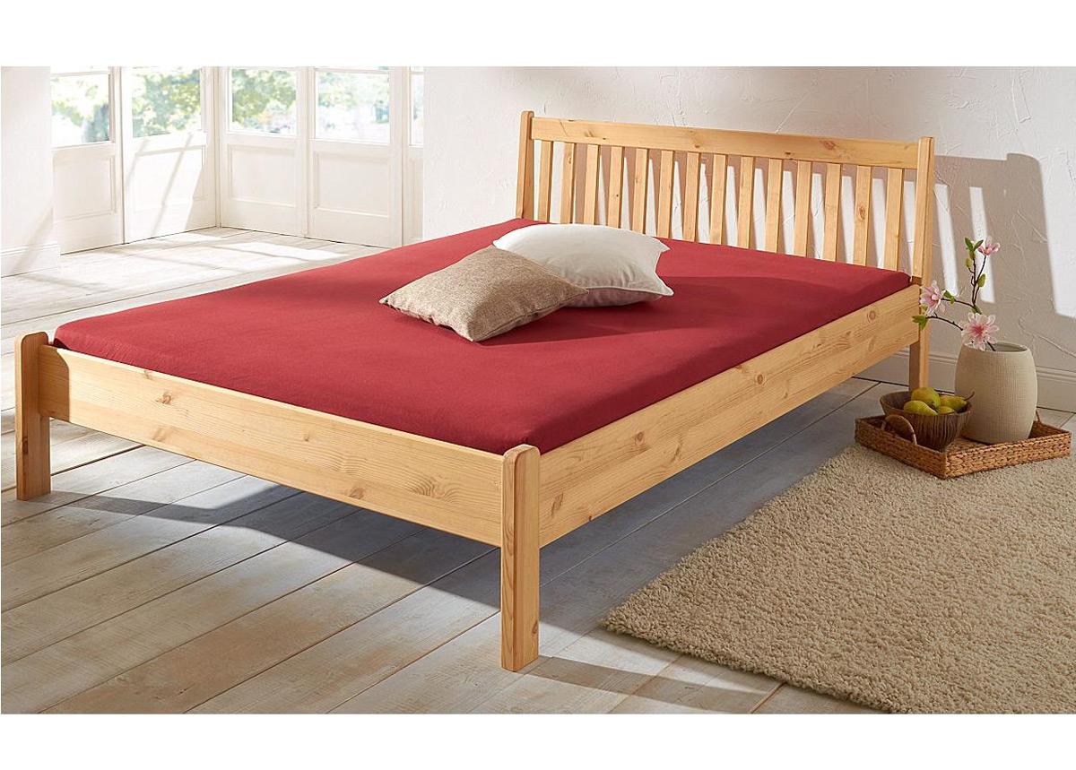 Sänky BELLA, mänty 140x200cm