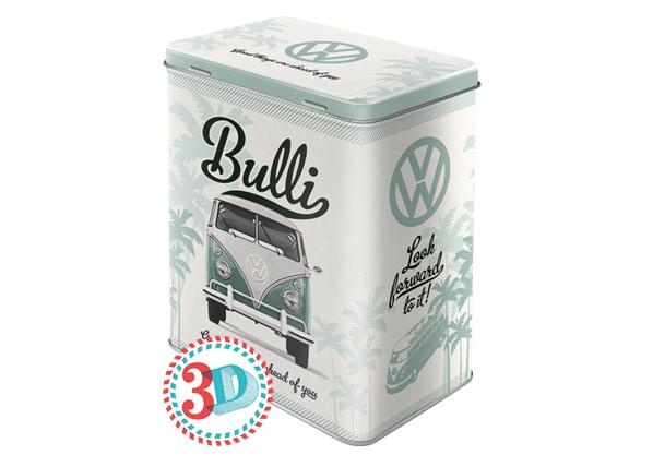 Peltipurkki VW BULLI 3L