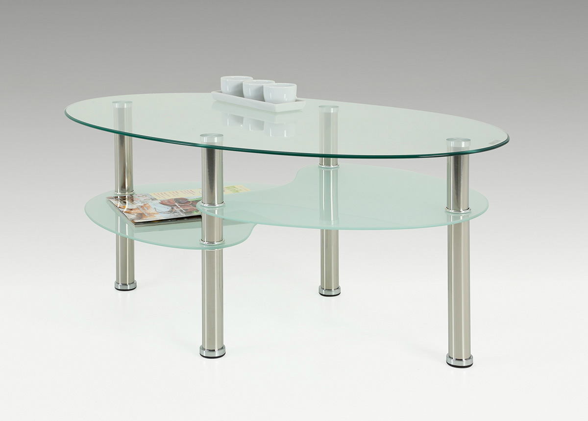 Sohvapöytä JURI 90x55 cm