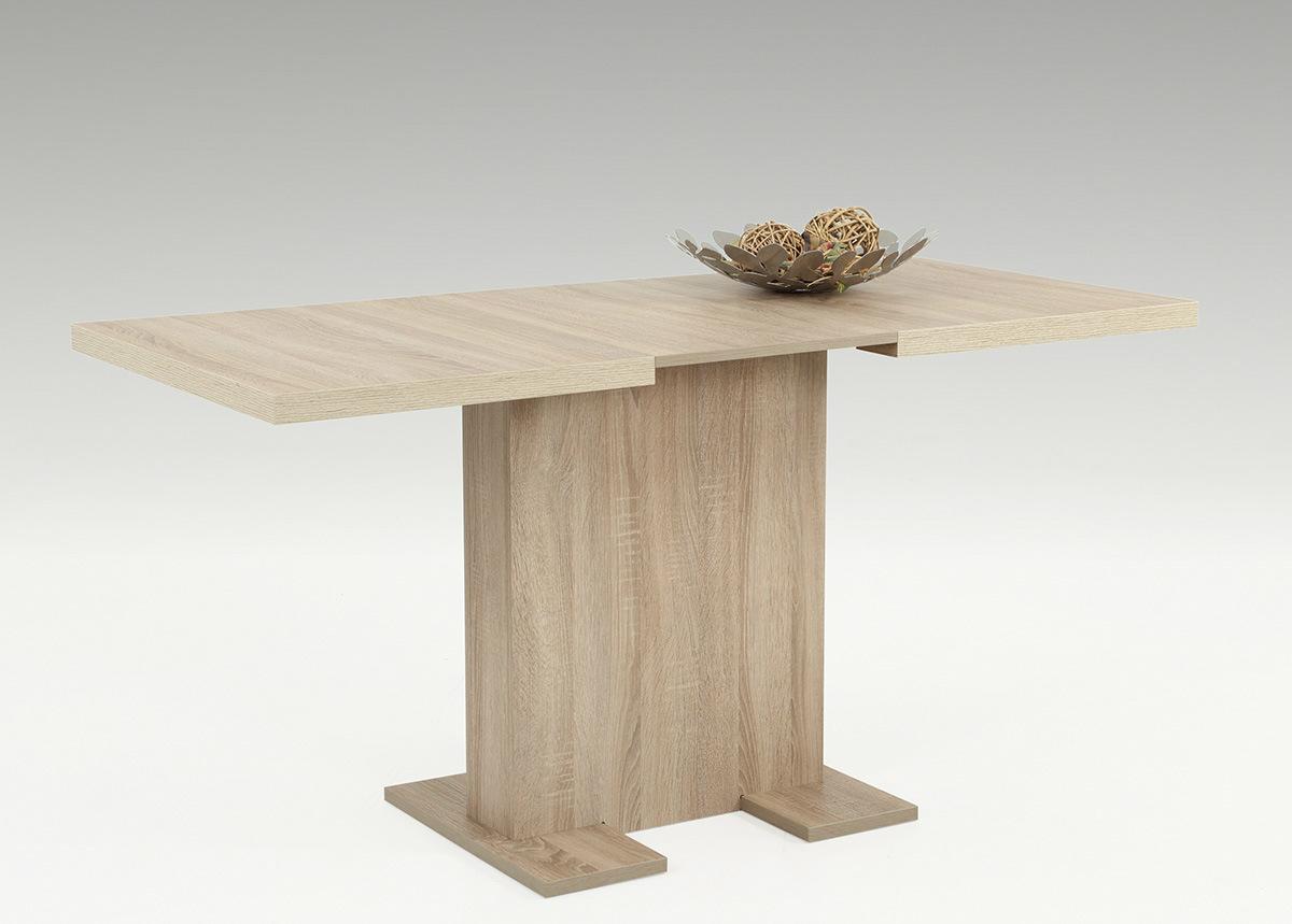Jatkettava ruokapöytä BRITT 70x110/150 cm