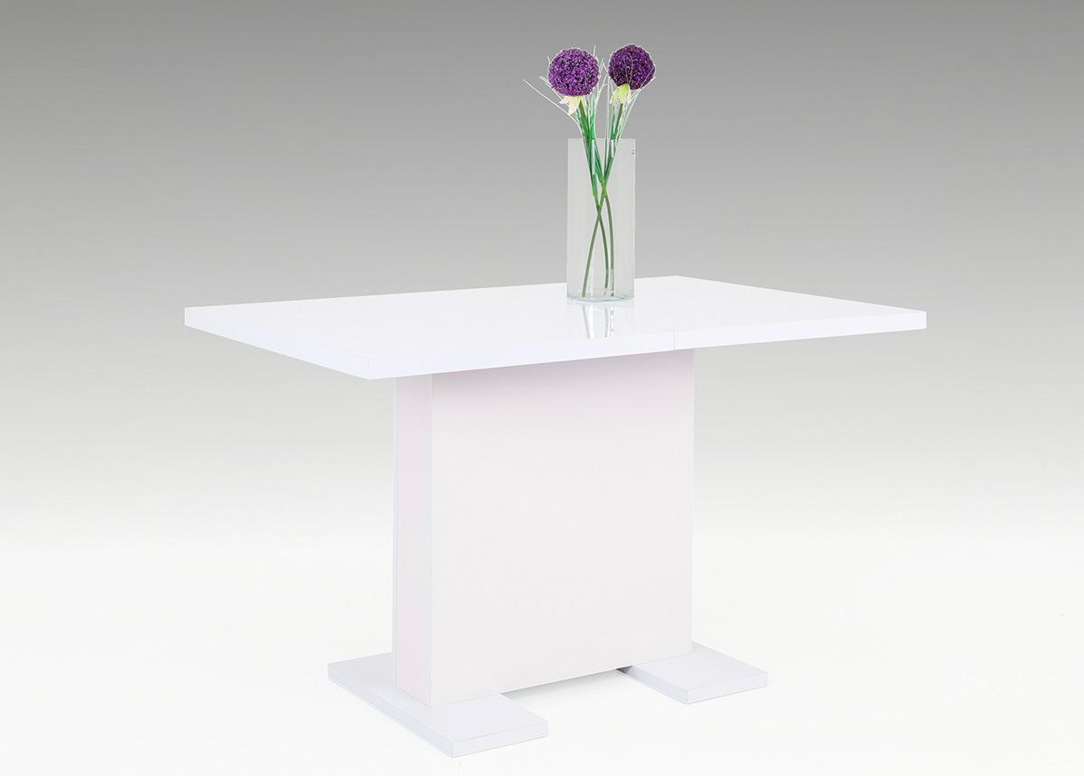 Ruokapöytä SILVIA 75x120 cm