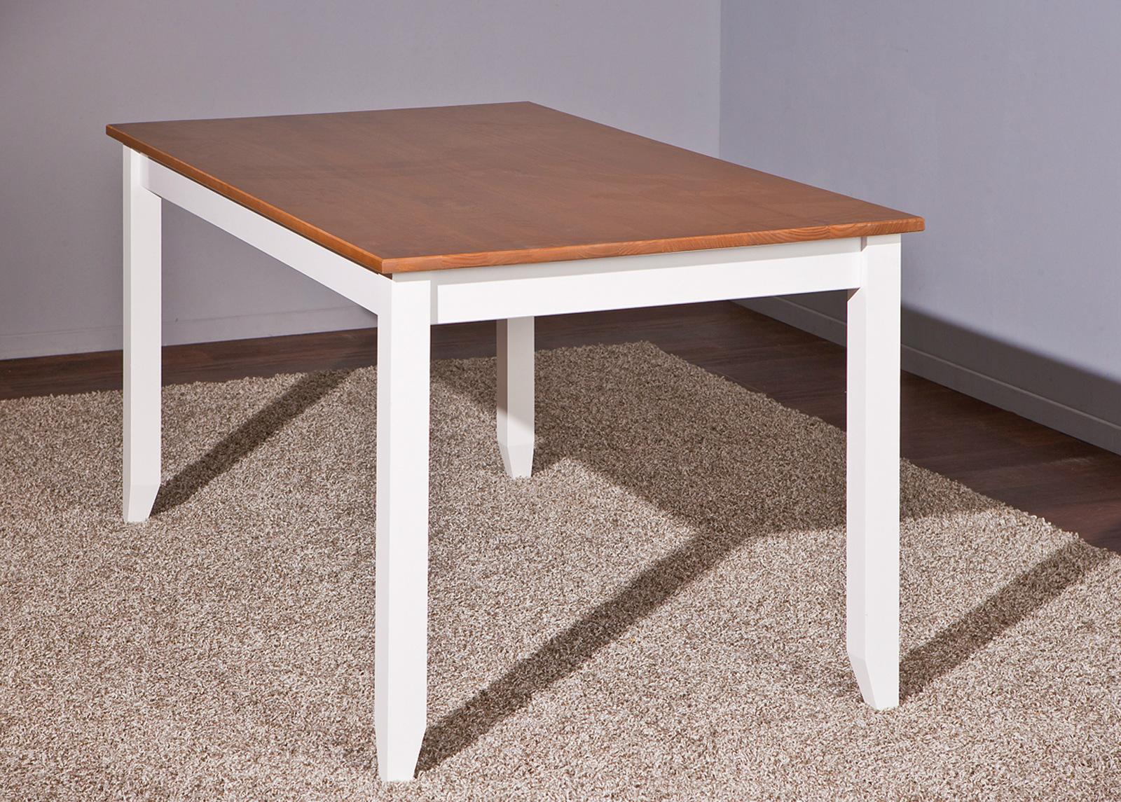 Ruokapöytä WESTERLAND, mänty 160x90 cm