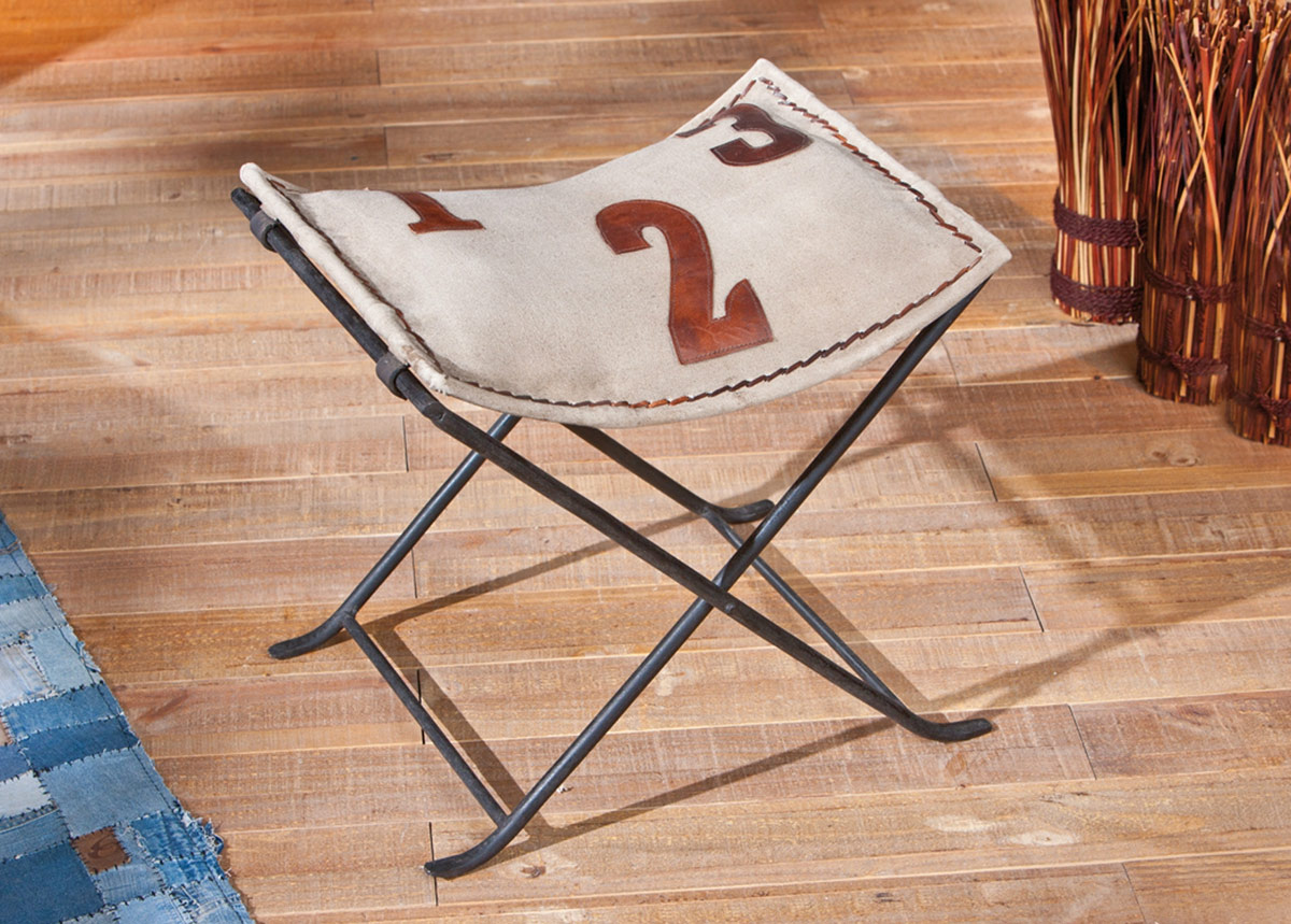 Kokoontaitettava tuoli NUMERATI