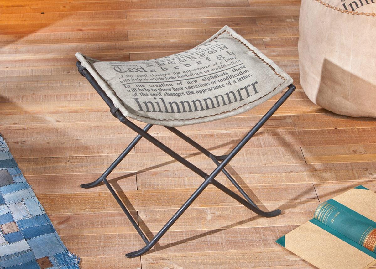 Kokoontaitettava tuoli KALINGA