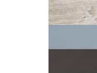 valkoinen/hiekkatammi/sininen/laava