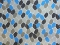 Синяя мозайка